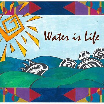Water is Life by weeyawakee1