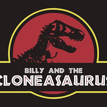 Billy and the Cloneasaurus by fandemonium