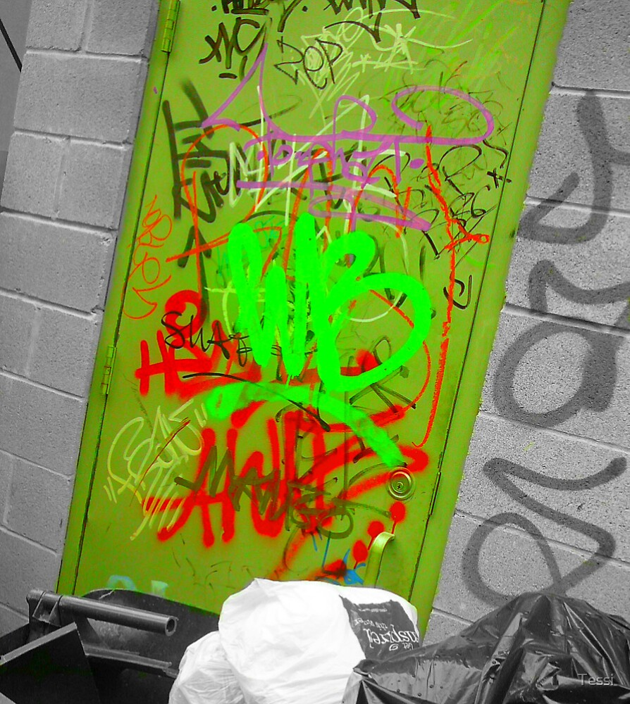 Cellar Door by Tessi