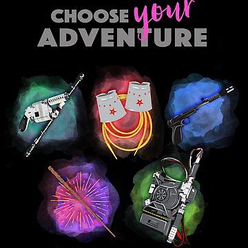 Choose Your Adventure by jlanedesign