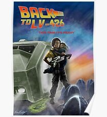 Back To LV-426 Poster