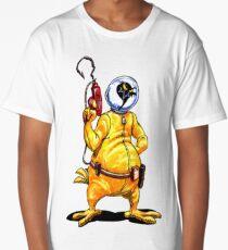 Psy-Crow Long T-Shirt