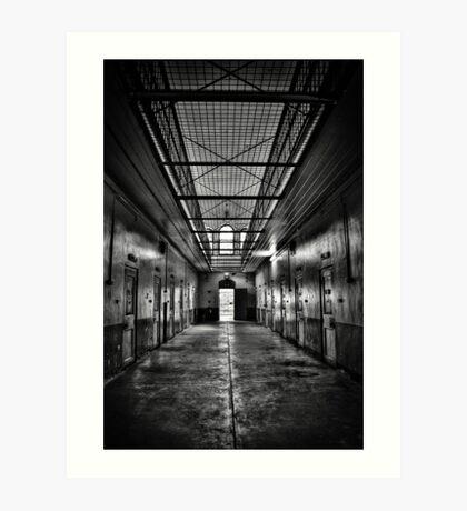 Incarceration Art Print