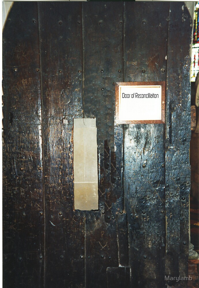 Door of Reconcilliation by Marylamb