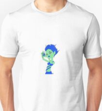 Alien with Earth T-Shirt