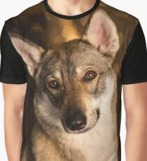 Model Tamaskan Graphic T-Shirt