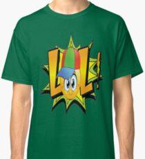 rainbow hat LOL Classic T-Shirt