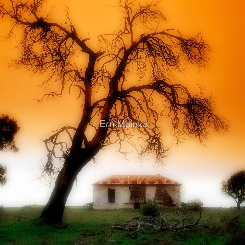 Haunted by Ern Mainka