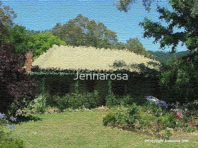 The Cottage by Jennarosa
