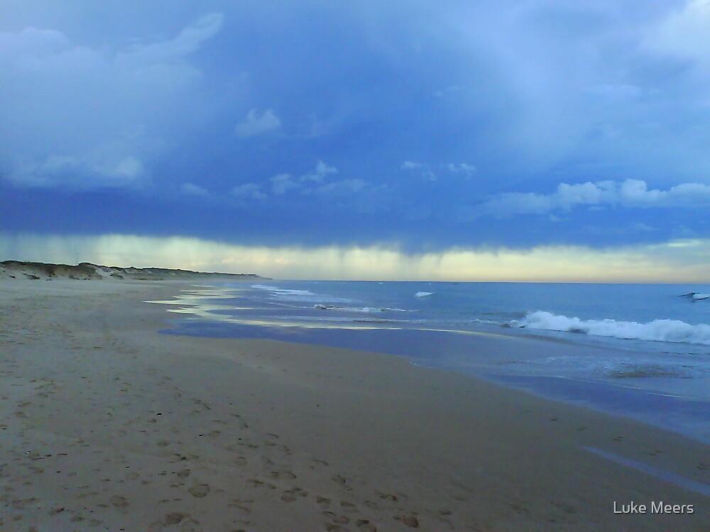 Coastal Storm by Luke Meers