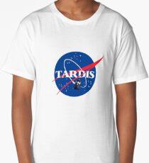 Nasa Tardis Long T-Shirt