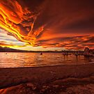 Mono Lake – Skies ablaze by Owed To Nature