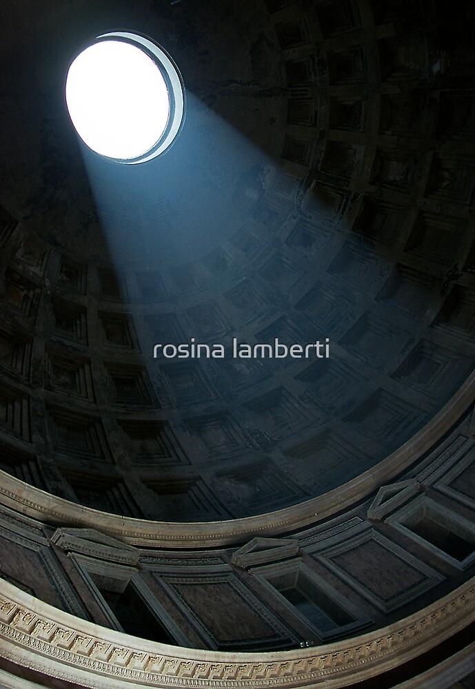 Pantheon, Rome by Rosina  Lamberti