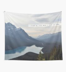 I Touched the Sky - Hillsong United Wall Tapestry