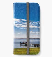 Barmera Beach iPhone Wallet/Case/Skin