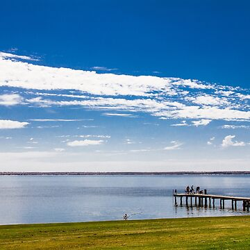Barmera Beach by risingstar