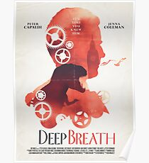 Doctor Who: Deep Breath Poster