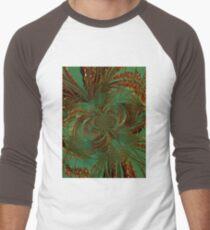 Rain Forest Men's Baseball ¾ T-Shirt