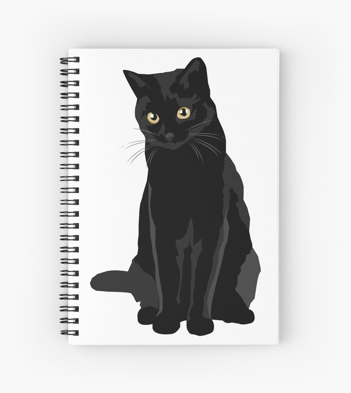«Gato negro» de bluhak