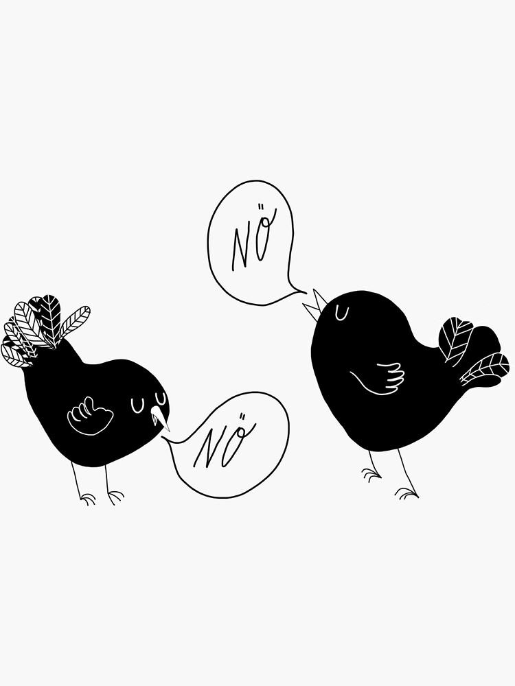 Black Birds. by spoto