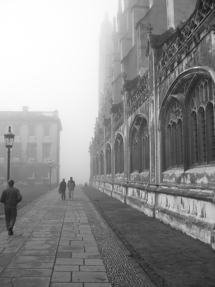 A Walk In Cambridge by Sam  Athey