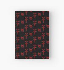 Fullmetal Alchemist Ouroboros + Flamel Red Hardcover Journal