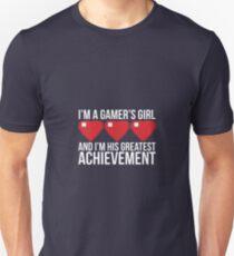 Gamers Girl Unisex T-Shirt