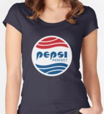 Pepsi Perfect Women's Fitted Scoop T-Shirt