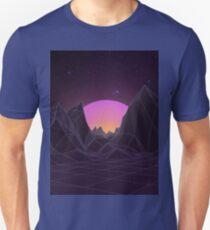 80s Retro Vaporwave Unisex T-Shirt