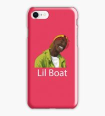 "Lil Yatchy ""lil boat"" iPhone Case/Skin"