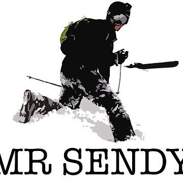 Mr Sendy by MyAbilityCPO