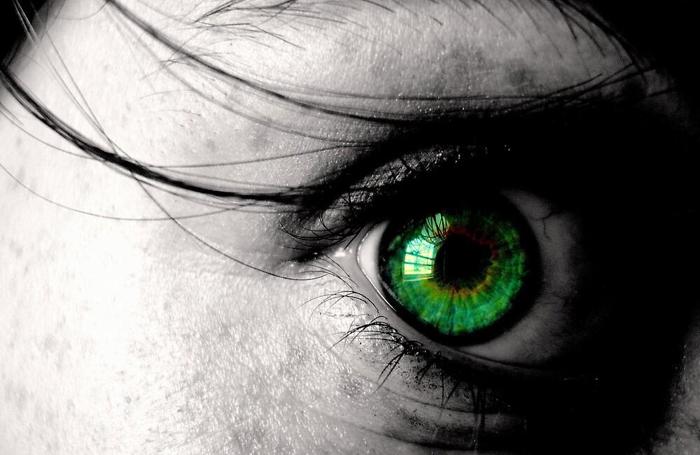 Her Green Gaze by Amanda Butt