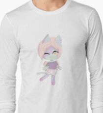 Cat girl Long Sleeve T-Shirt