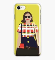 Peggy Olson Mad Men iPhone Case/Skin