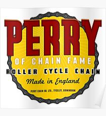 Perry Chain Co Poster