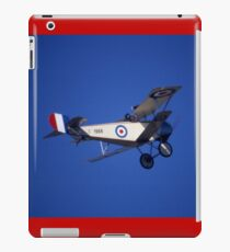 Nieuport Scout, RAAF Museum Air Pageant 2000, Victoria iPad Case/Skin