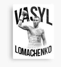 Vasyl Lomachenko Metallbild