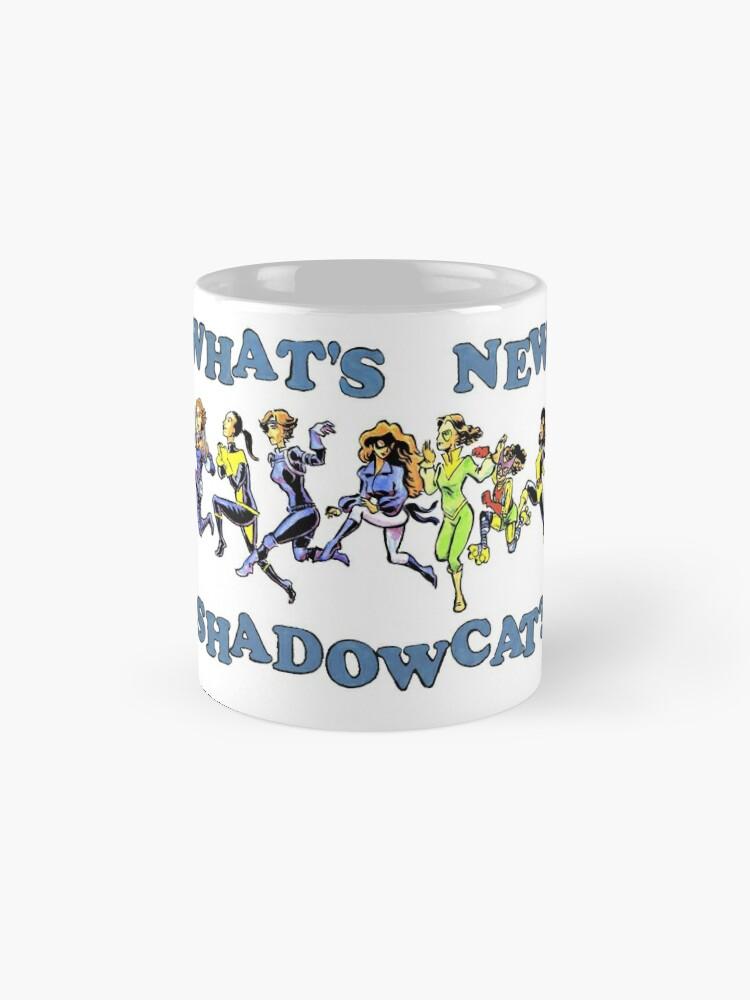 Alternate view of What's New, Shadowcat? Mug