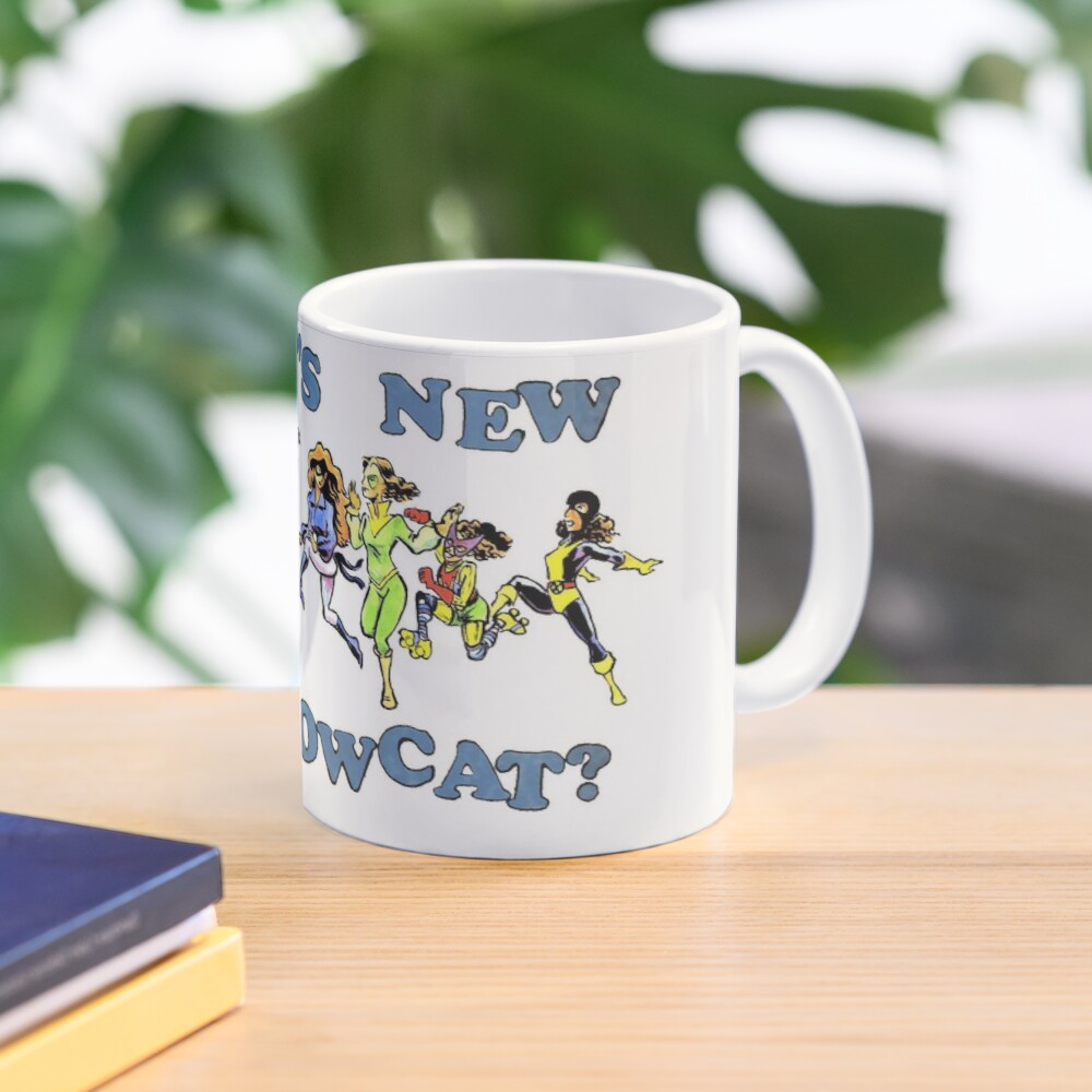 What's New, Shadowcat? Mug