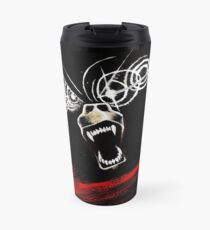 Demon Bear Travel Mug Travel Mug