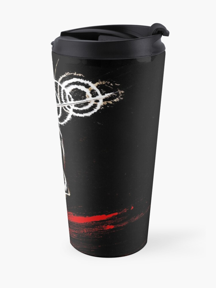 Alternate view of Demon Bear Travel Mug Travel Mug
