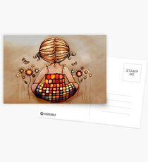The Dream Maker Postcards