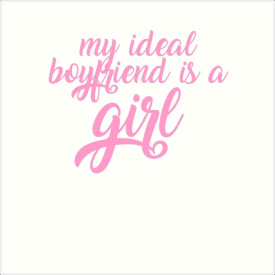what is an ideal boyfriend