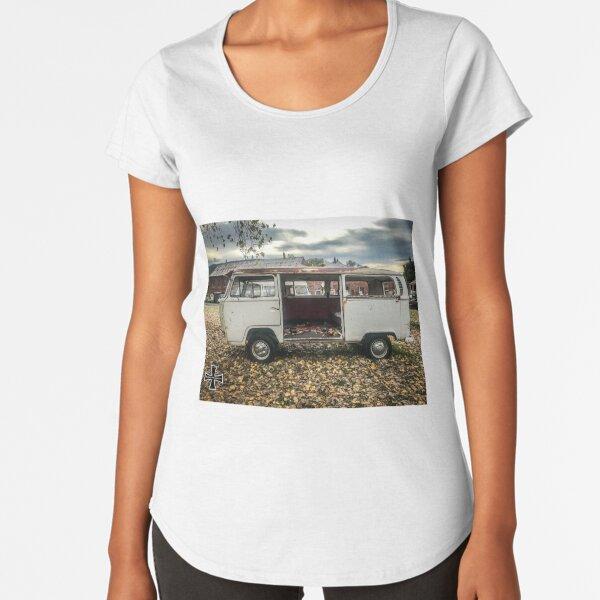 Combinaison abandonnée T-shirt premium échancré