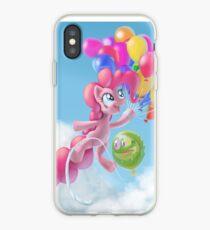 Pinkie Sky iPhone Case