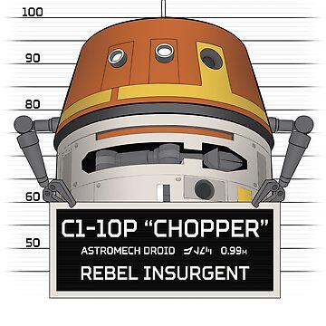 Rebel Droid by JalbertAMV