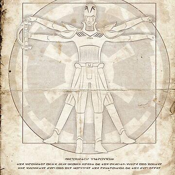 Vitruvian Inquisitor by JalbertAMV