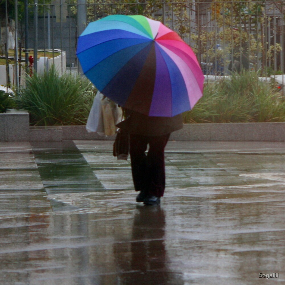 Under an Umbrella by Segalili