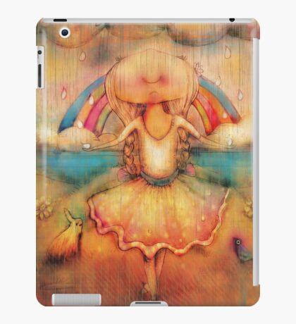 Dancing in the Rain iPad Case/Skin