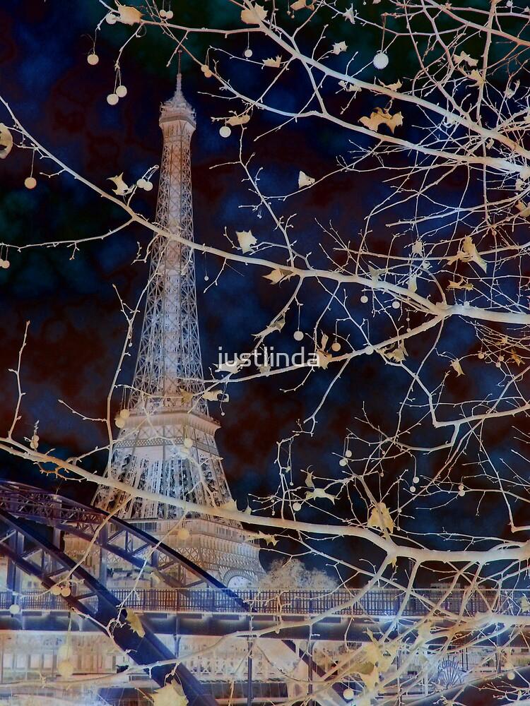 Tour Eiffel by justlinda